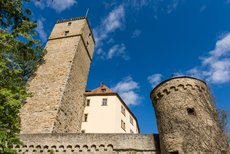 Burg Guttenberg mit Burgmuseum