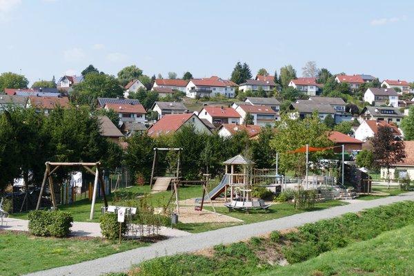 Treff- und Bewegungsanlage am Mühlbach