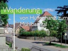 Hüffenhardt: Wanderung von Hüffenhardt zum Mühlbachtal