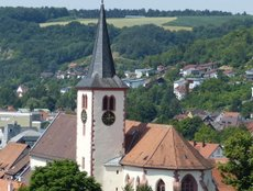 Simultankirche St. Juliana und Stiftskirche