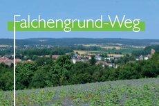 Aglasterhausen: Falchengrund-Weg