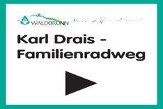 Karl Drais-Radweg