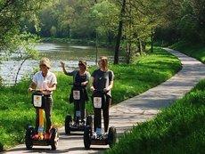 Segway-Tour rund um Bad Wimpfen