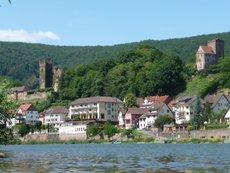 Neckarsteinach: Burgenroute