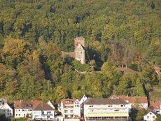 Vierbugenstadt Neckarsteinach
