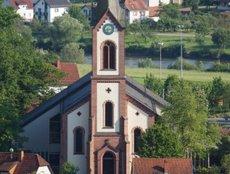 Kath. Kirche St. Afra
