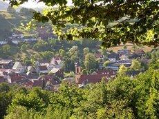Heiligkreuzsteinach: Eiterbachtal-Tour