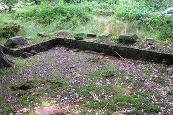 Das Hönehaus: das am besten erhaltene Kleinkastell am Odenwaldlimes