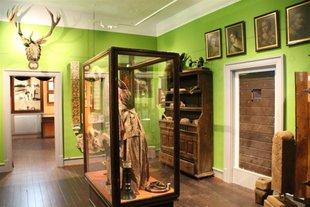 """Das Museum zeigt die """"Naturalien- und Althertümersammlung"""" von Carl Langbein"""