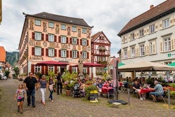 Die wunderschöne Altstadt von Eberbach - immer ein Besuch wert! Bildquelle: Andreas Held