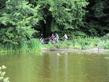 Der Roberner See bei Fahrenbach