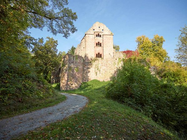 Burgruine Minneburg