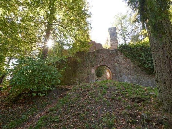 Burgruine Stolzeneck