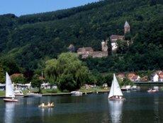 Zwingenberg: Wanderung zur Wolfsschlucht