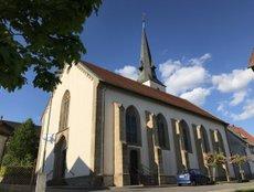 Evangelische Kirche Rosenberg