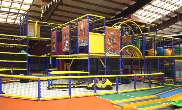 Indoorspielplatz Paradiso