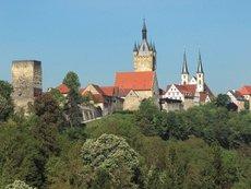 Bad Wimpfen: Staufische Burgenrundtour um Bad Wimpfen