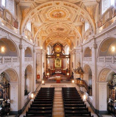 Die Walldürner Wallfahrtsbasilika zieht jährlich zahlreiche Pilger an
