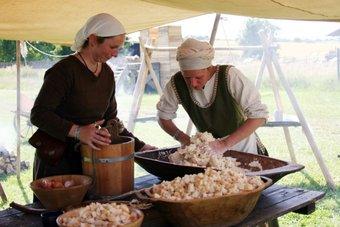 Der Histotainmentpark ADVENTON begeistert seine Besucher mit zahlreichen Veranstaltungen
