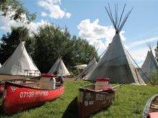 Crow River Tipi Camp