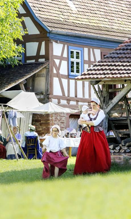 Das Odenwälder Freilandmuseum - ein besonderers Museum zum fesselnden Odenwald