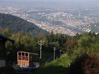 Im Schlossticket ist die Fahrt mit der Bergbahn zum Schloss enthalten, sowie der Eintritt ins Deutsche Apothekenmuseum
