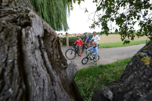 Radtour bei Höpfingen