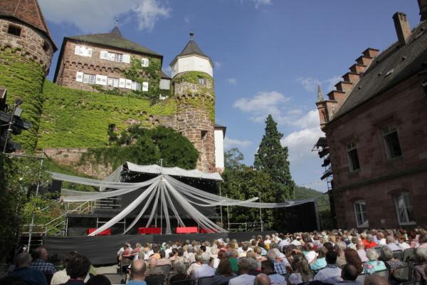 Die Schlossfestspiele Zwingenberg - ein alljährliches Highlight im Odenwald und Neckartal
