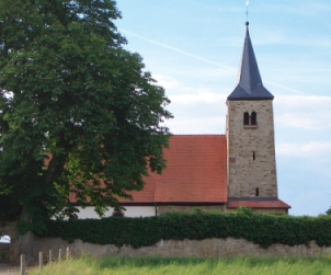 Michaelskapelle bei Gundelsheim