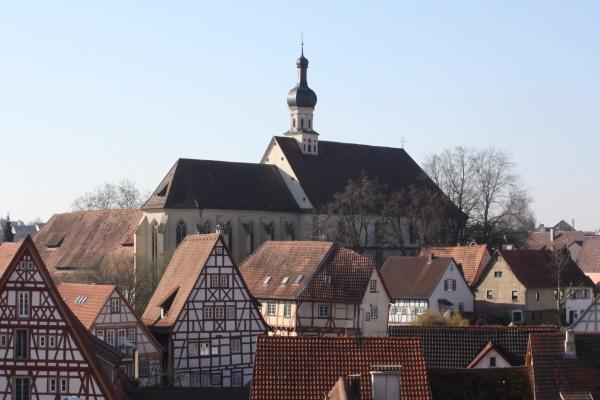 Dominikanerkirche Hl. Kreuz Bad Wimpfen