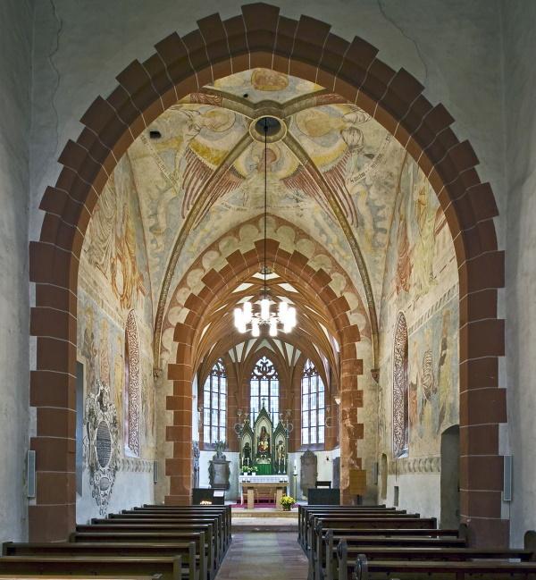 Ersheimer Kapelle Hirschhorn
