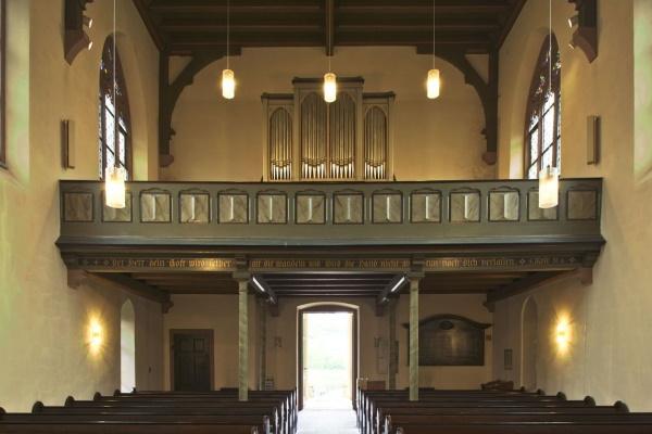 Evangelische Kirche Hirschhorn