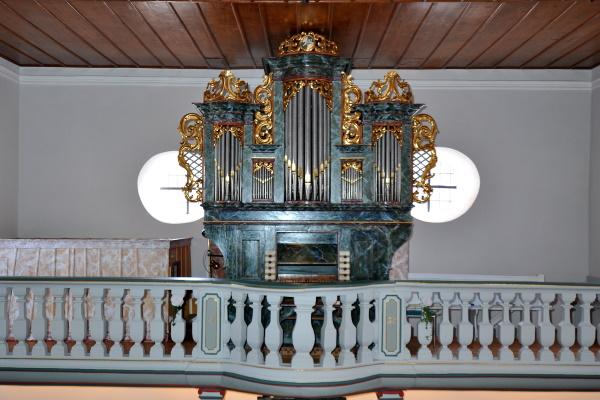 Evangelische Kirche Rosneberg-Hirschlanden