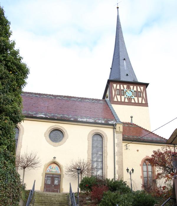Evangelische Kirche Roigheim