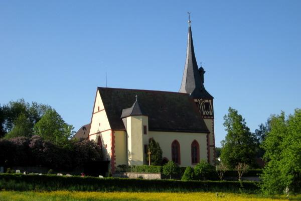 Evangelische Kirche Rosenberg-Sindolsheim