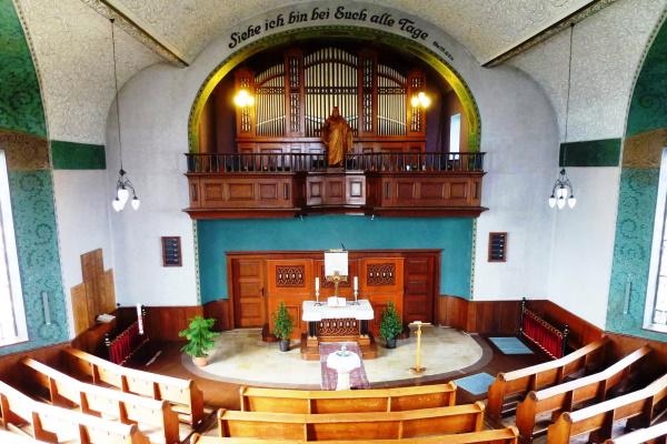 Evangelische Kirche Waldbrunn-Strümpfelbrunn