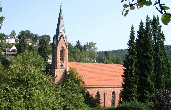 Evangelische Kirche Wilhelmsfeld