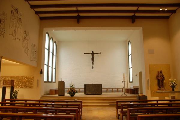 Herz-Jesu-Kirche Bad Rappenau