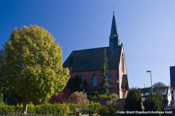 Katholische Kirche St. Marie Rosenkranzkönigin Eberbach-Friedrichsdorf