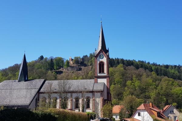 Kath. Kirche St. Afra Neckargerach