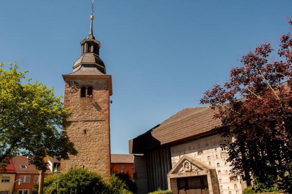 Kath. Pfarrkirche St. Kilian Osterburken