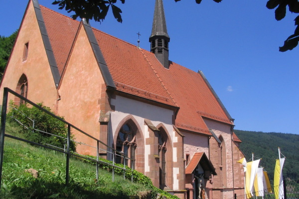 Karmeliter-Klosterkirche Hirschhorn