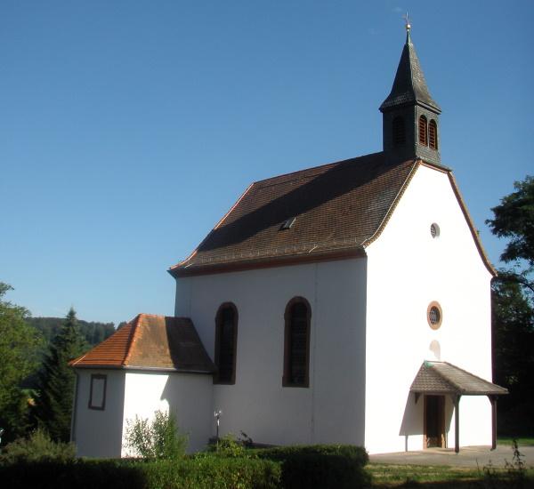 Marienkapelle Neunkirchen-Neckarkatzenbach