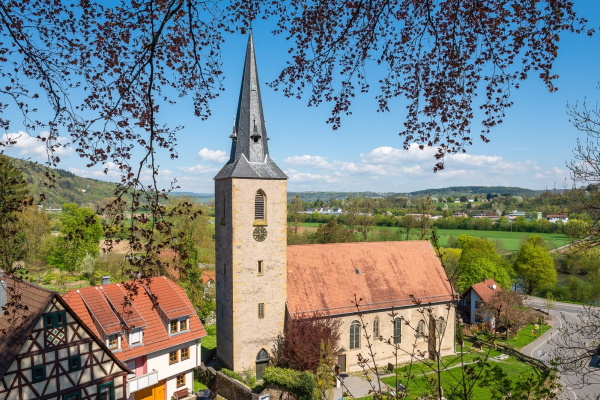 Notburgakirche Haßmersheim-Hochhausen