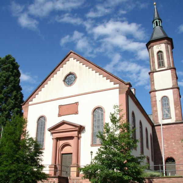 Paul-Gerhardt-Kirche Neunkirchen