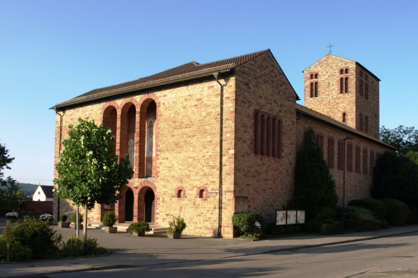 St. Cäcilia Mosbach