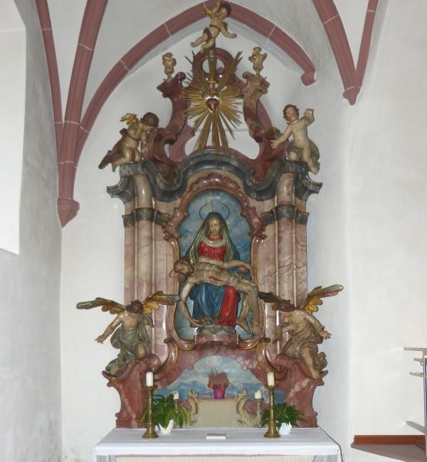 Simultankirche St. Juliana Mosbach