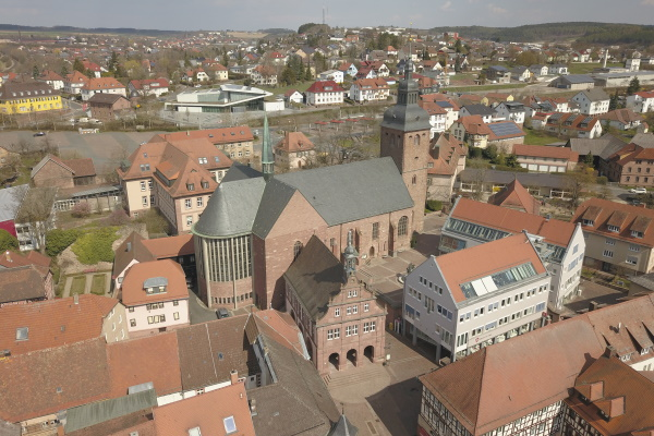 Stadtkirche St. Oswald Buchen
