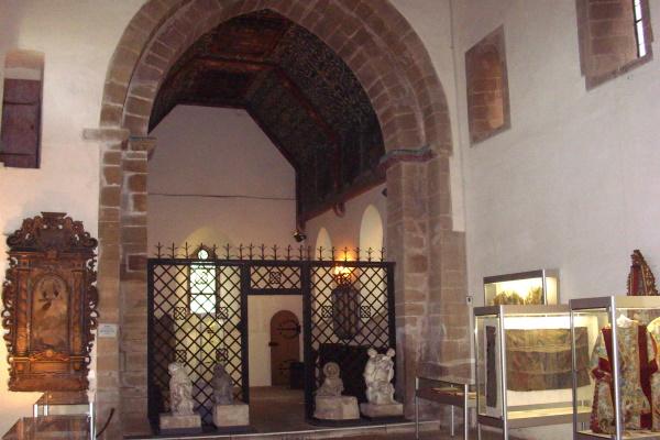 Innenansicht Pfalzkapelle Bad Wimpfen