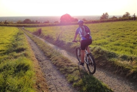 Mountainbike-Touren